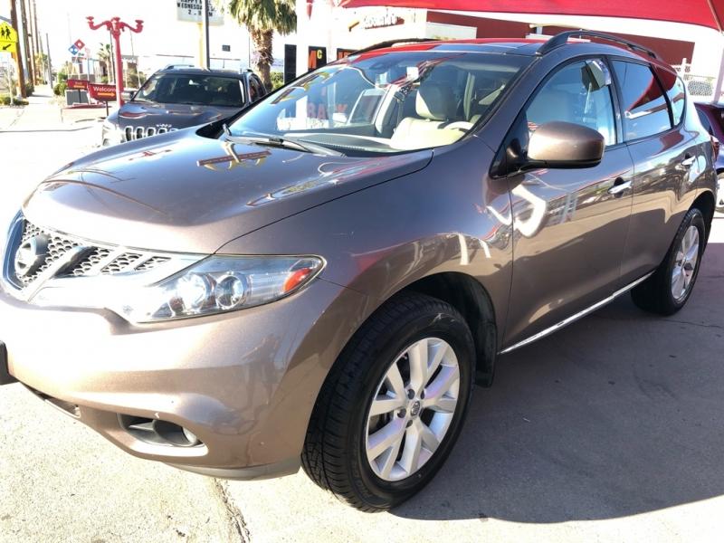 Nissan Murano 2012 price $9,995