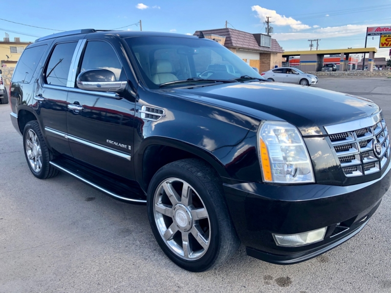 Cadillac Escalade 2008 price $10,995