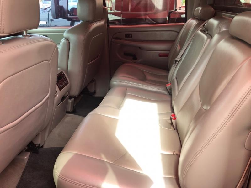 Chevrolet Avalanche LTZ 4X4 2006 price $8,995