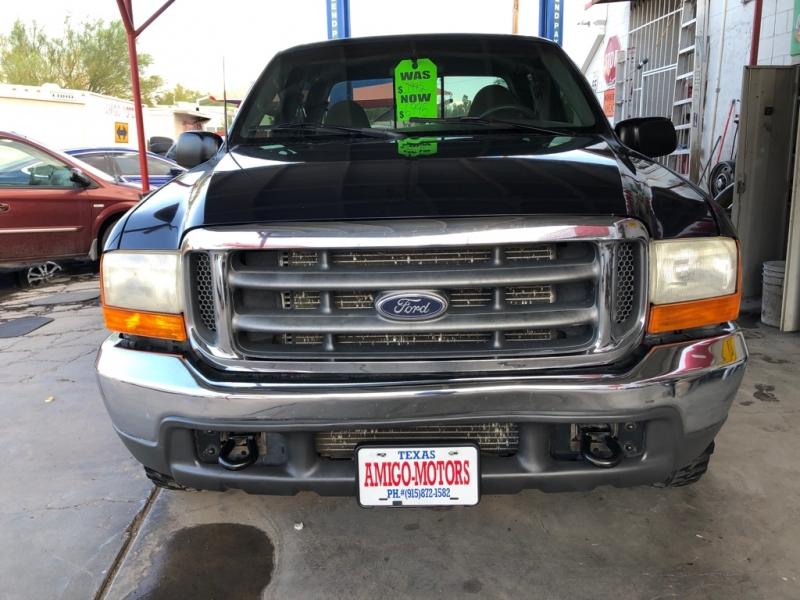 Ford Super Duty F-250 2001 price $6,995