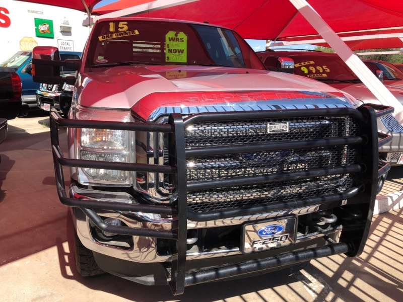Ford Super Duty F-250 4X4 2015 price $14,995