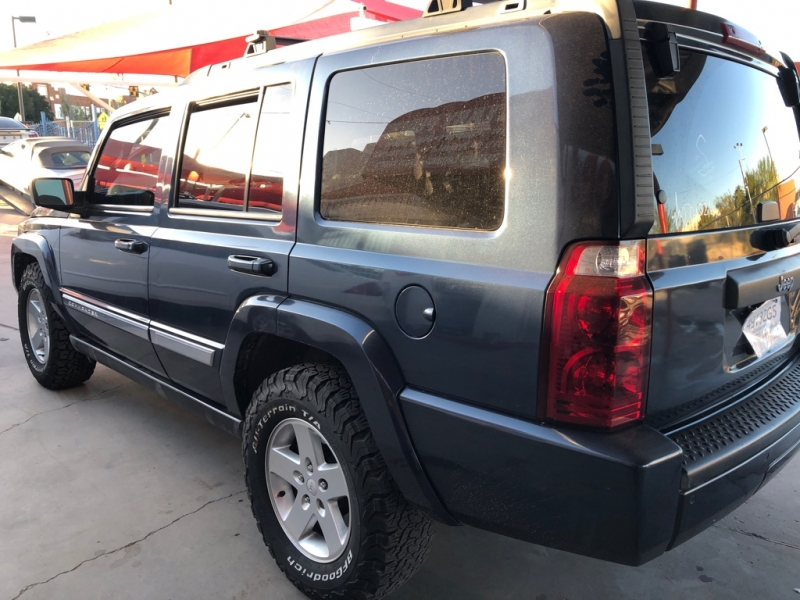 Jeep Commander 2010 price $7,995