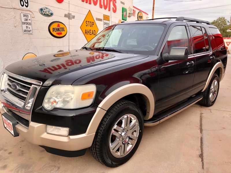 Ford Explorer 2009 price $6,995