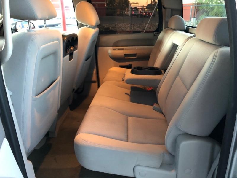 GMC SIERRA CREW-CAB 2011 price $13,995