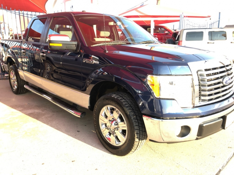 Ford F-150 Super Crew 2012 price $12,995