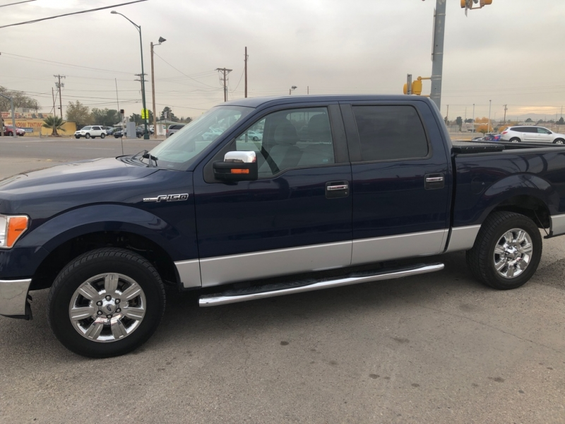 Ford F-150 Super Crew 2012 price $14,995