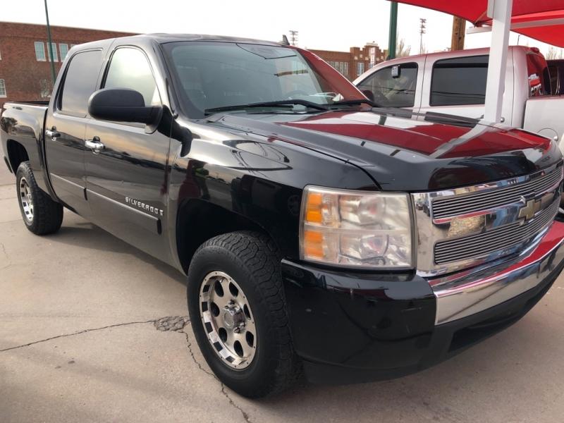 Chevrolet Silverado Crew-Cab 2008 price $10,995