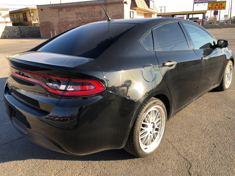 Dodge Dart 2014 price $5,995