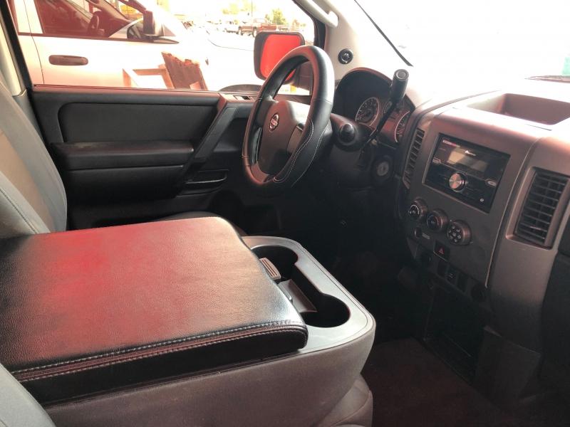 Nissan Titan Crew-Cab 2008 price $8,495