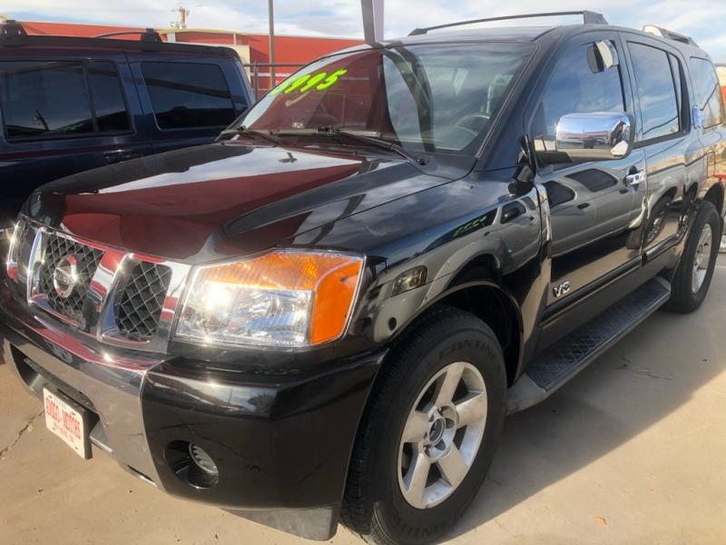 Nissan Armada 2006 price $5,995