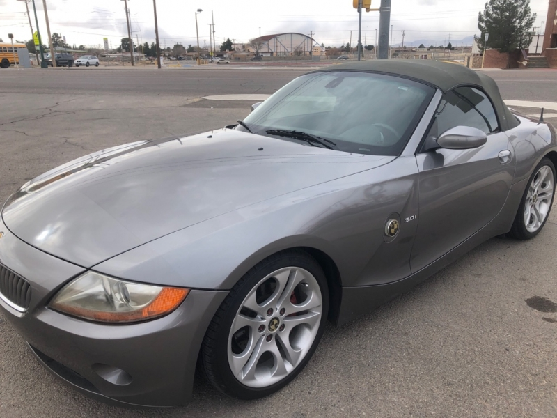BMW Z4 2003 price $6,995