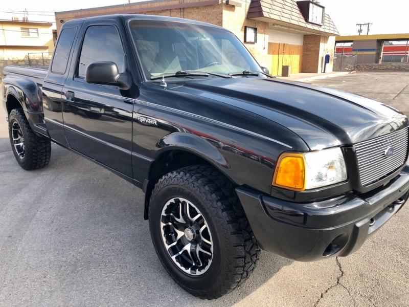 Ford Ranger 2001 price $4,995