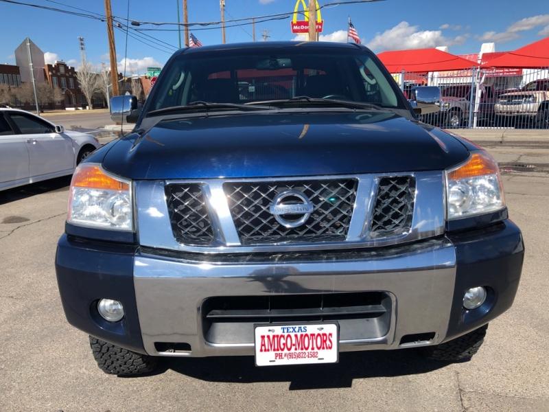 Nissan Titan Crew-Cab 2010 price $11,995