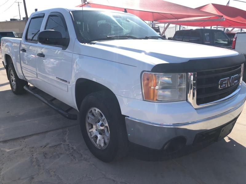 GMC SIERRA CREW-CAB 2007 price $12,995