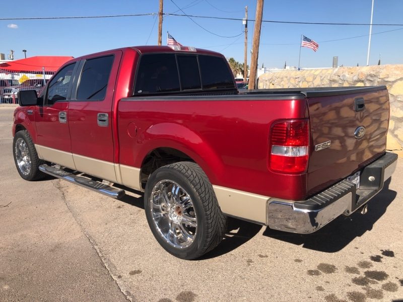 Ford F-150 2007 price $8,495