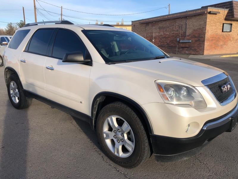 GMC Acadia 2010 price $7,995
