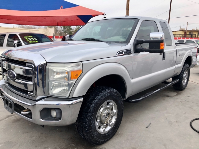 Ford Super Duty F-250 4X4 2012 price $12,995