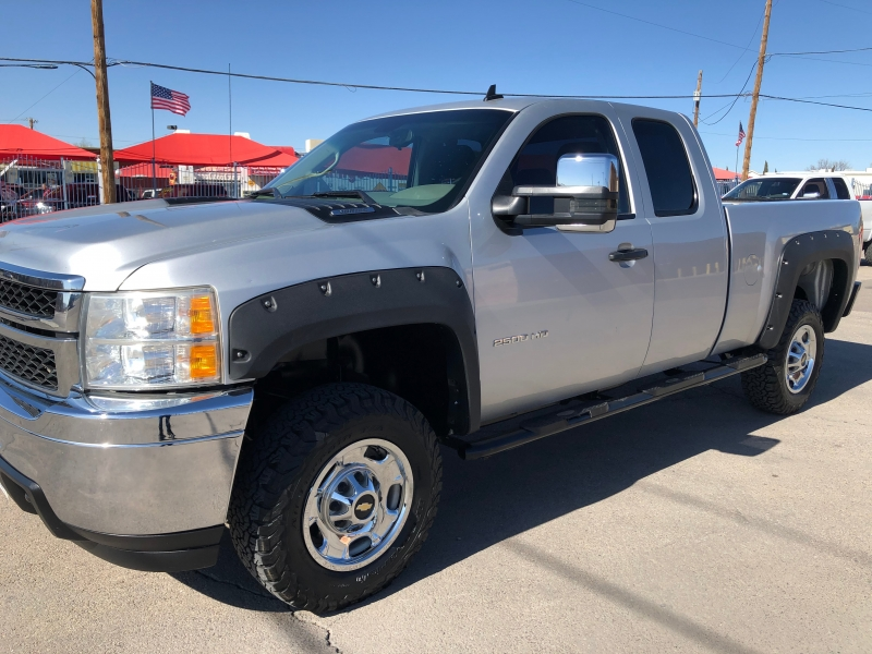 Chevrolet Silverado 2500HD 4X4 2013 price $16,995