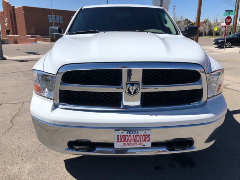 Dodge Ram 1500 Crew-Cab 4x4 2012 price $11,995