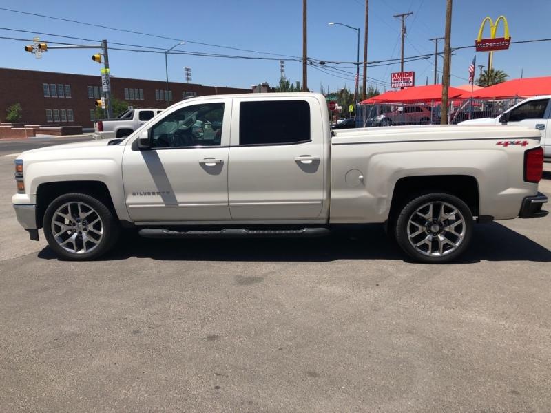 Chevrolet Silverado 1500 4X4 2015 price $15,995