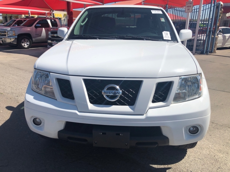 Nissan Frontier Pro4X Crew-Cab 2010 price $9,995