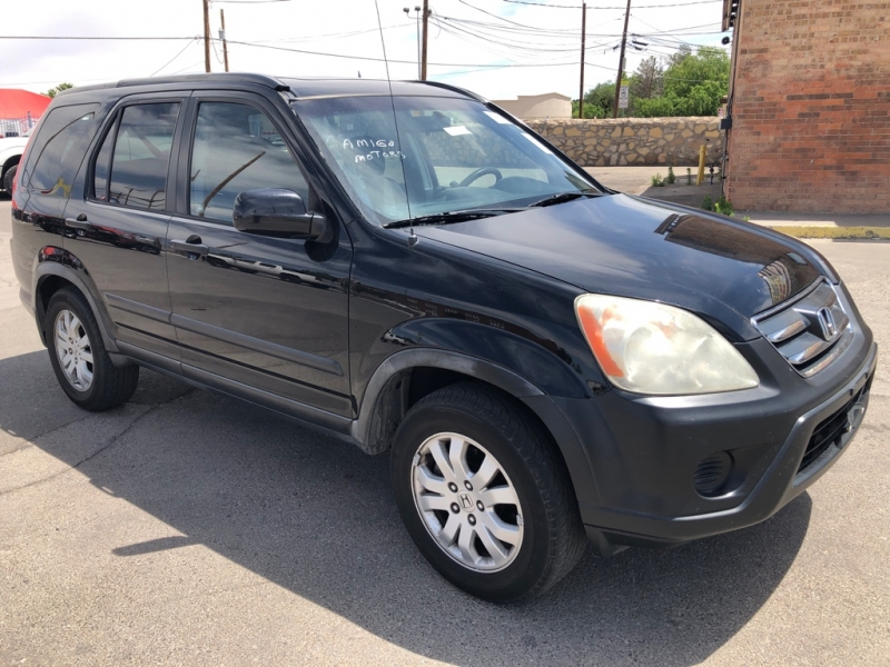 Honda CR-V 2006 price $6,495