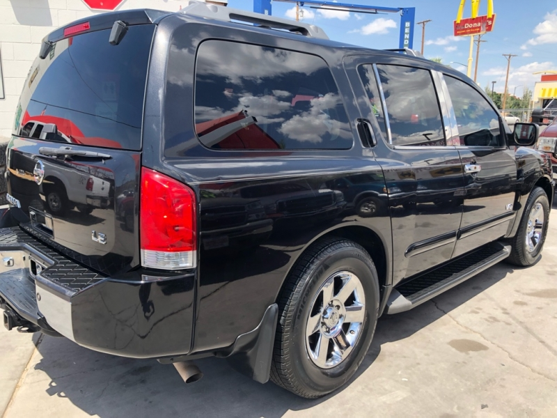 Nissan Armada 2006 price $5,995 Cash
