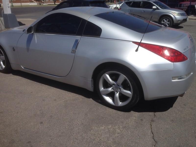2007 Nissan 350Z 2dr Cpe Auto Enthusiast