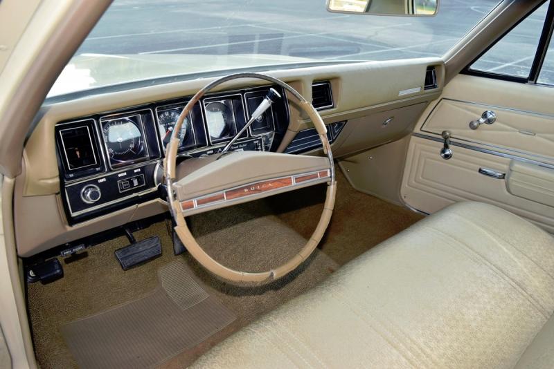 Buick Skylark 1971 price $8,900