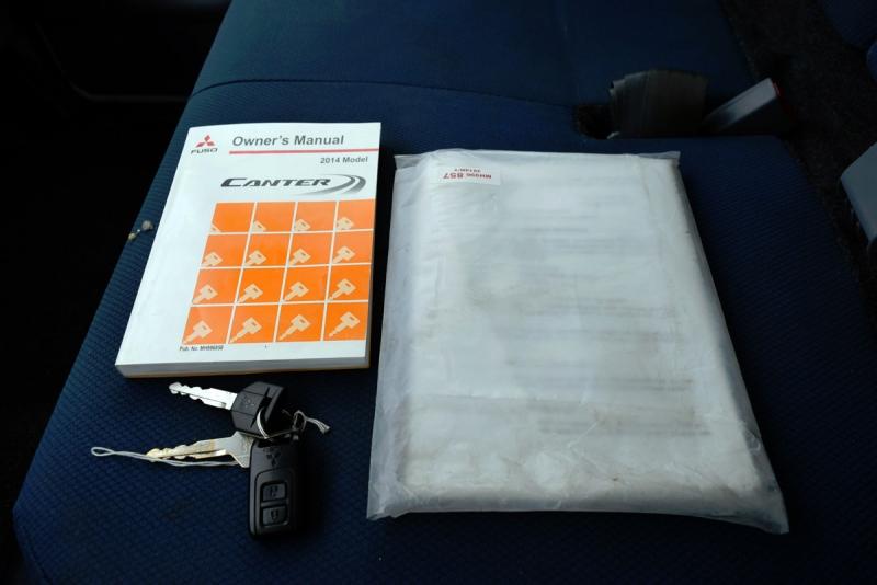 Mitsubishi Fuso Canter FE180 2014 price $18,500