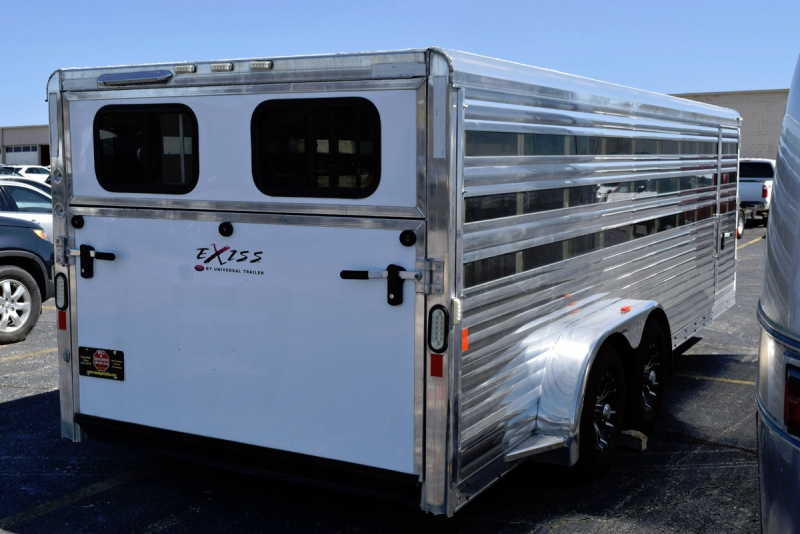 Exiss 20' Stock 2014 price $14,900