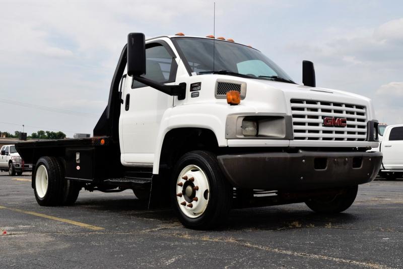 GMC TC4500 2008 price $14,900