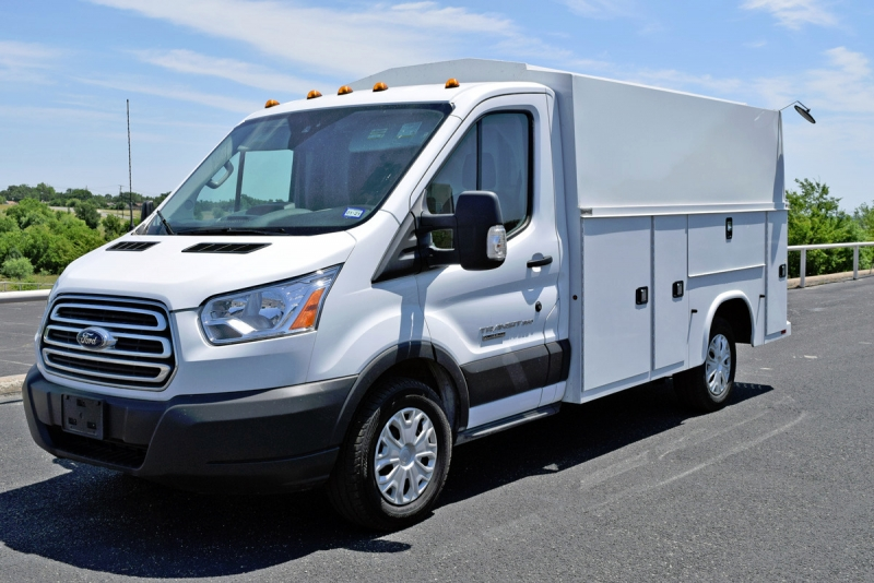 Ford Transit Cube Van 2018 price $43,900