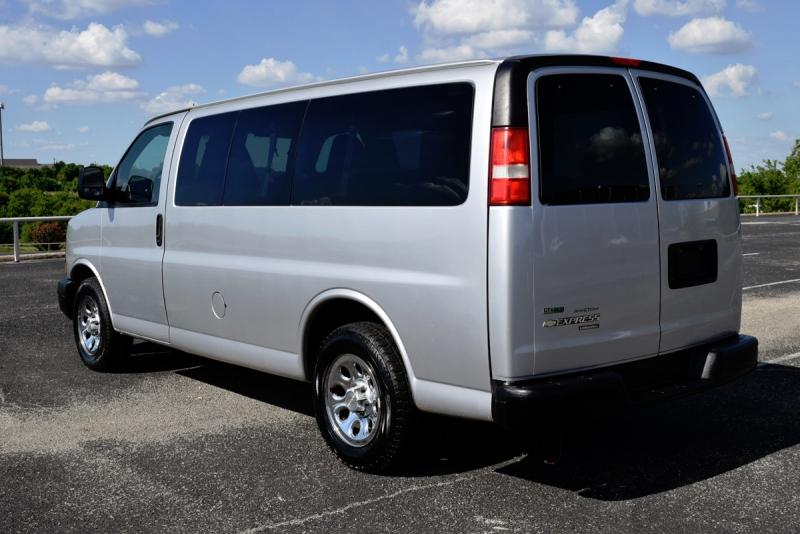 Chevrolet Express Passenger 2011 price $14,900