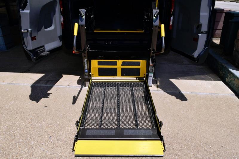 Ford Transit Wheelchair 2019 price $54,900