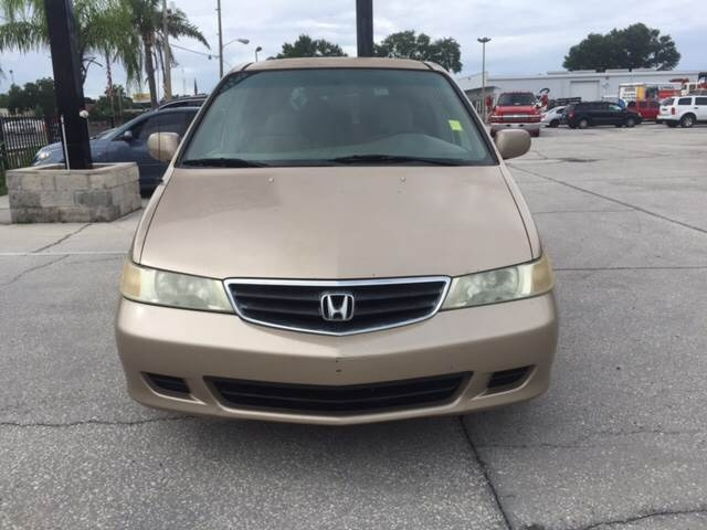 2002 Honda Odyssey EX 4dr Mini Van