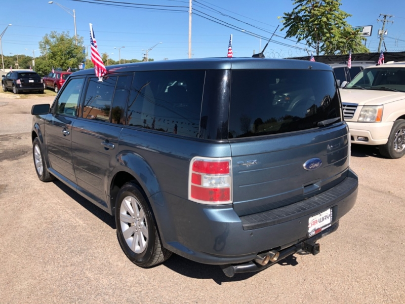 Ford Flex 2010 price $5,800