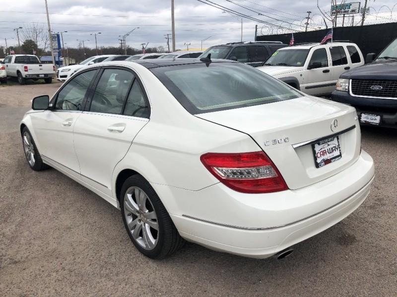 Mercedes-Benz C-Class 2008 price $9,495