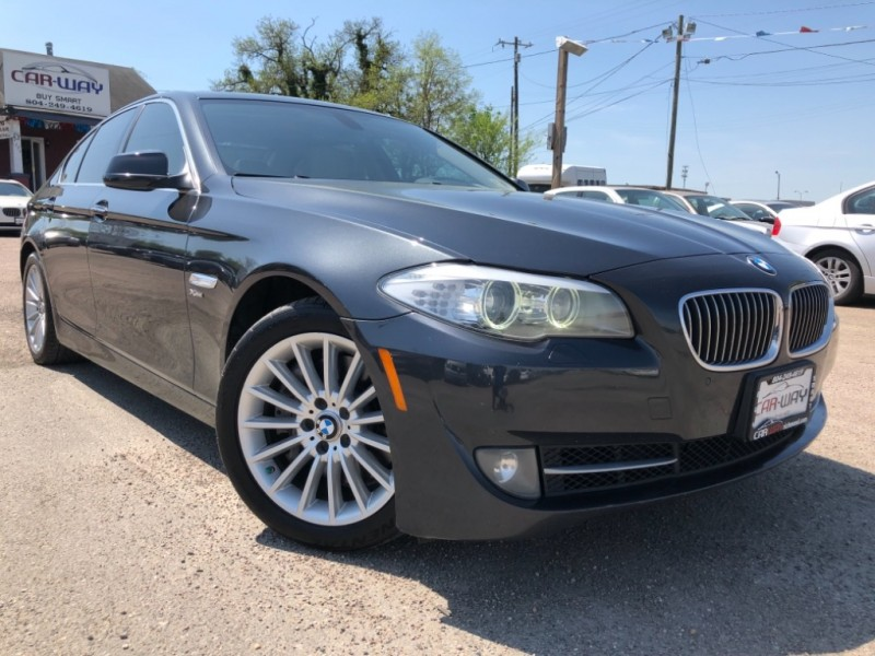 BMW 5-Series 2011 price $13,500