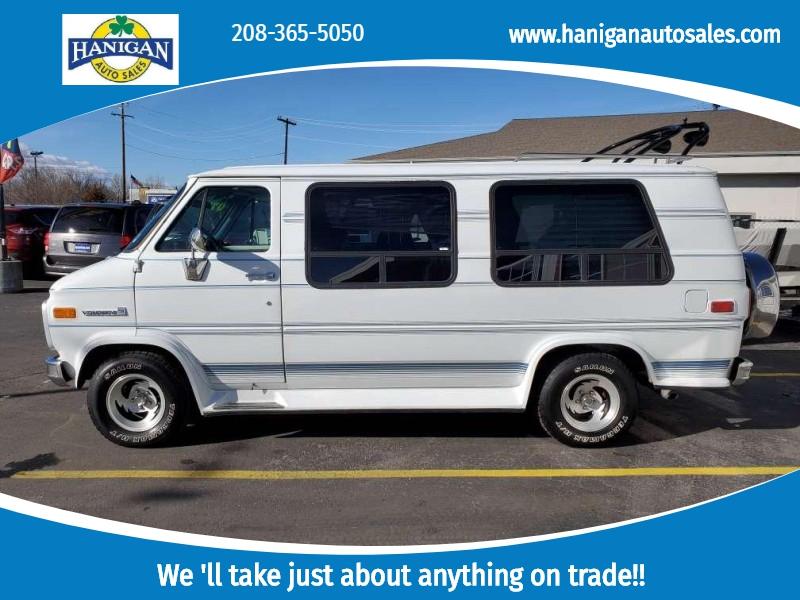 GMC Vandura 1993 price $6,995