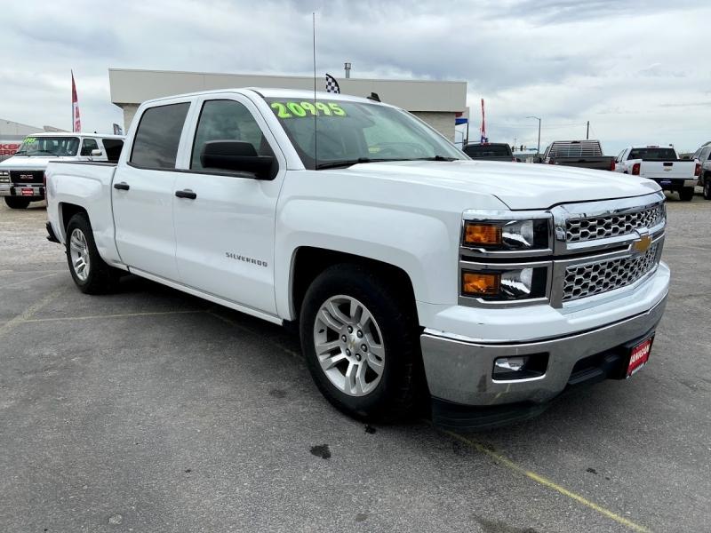 Chevrolet Silverado 1500 2014 price $20,995