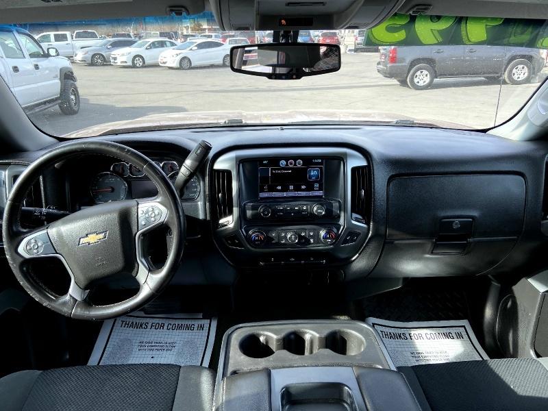 Chevrolet Silverado 1500 2015 price $20,995