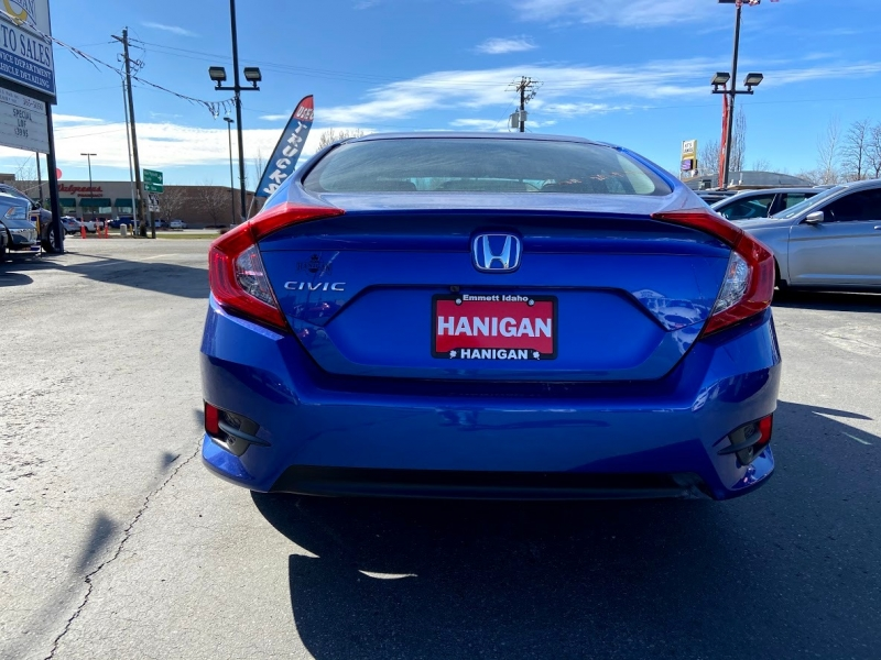 Honda Civic Sedan 2016 price $13,995