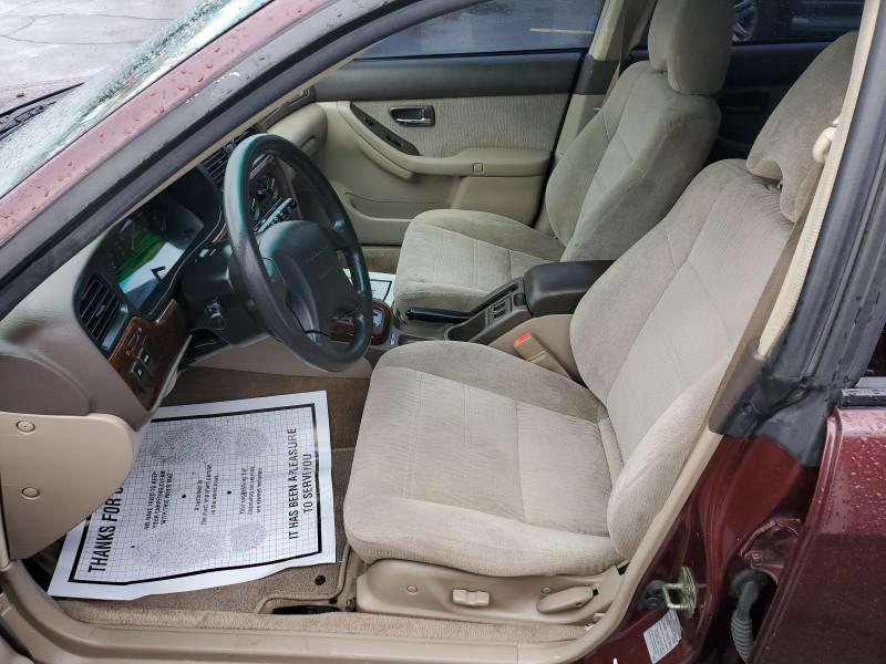 Subaru Legacy Wagon 2001 price Call for Pricing.