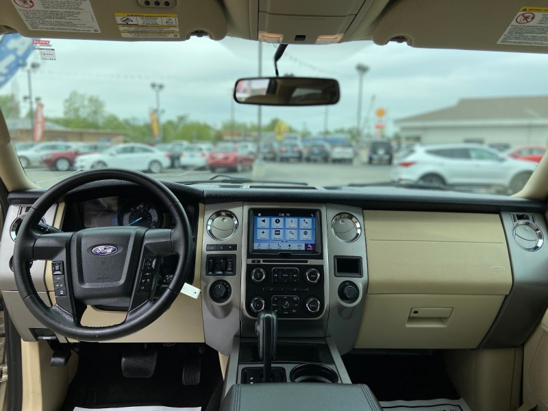 Ford Expedition EL 2017 price $30,995