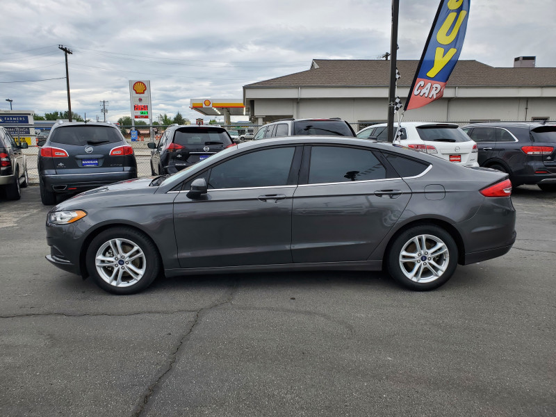 Ford Fusion 2018 price $15,995