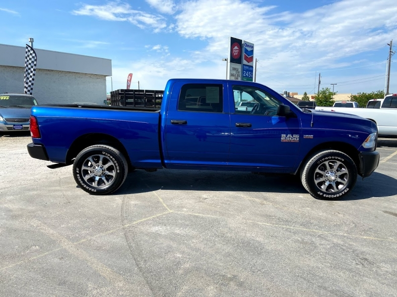 RAM 2500 2016 price $25,995