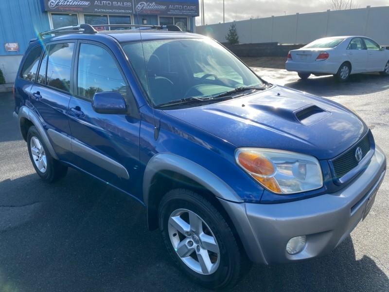 TOYOTA RAV4 2005 price $6,940