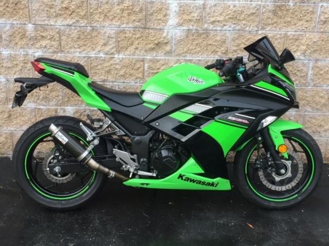 2013 Kawasaki EX300R NINJA ABS
