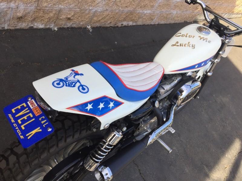 Harley-Davidson Evel Knieval 2000 price $7,999
